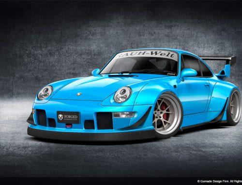 Porsche 993 (RWB)